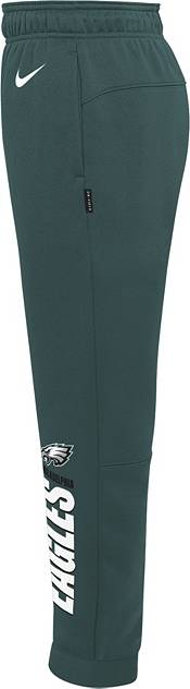 Nike Youth Philadelphia Eagles Sideline Therma-FIT Performance Teal Pants product image