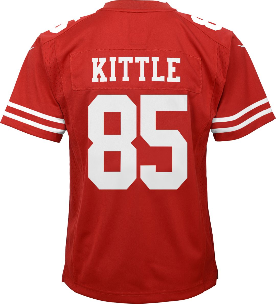 the best attitude d57bf bd993 Nike Youth Home Game Jersey San Francisco 49ers George Kittle #85