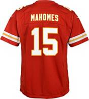 Nike Youth Kansas City Chiefs Patrick Mahomes #15 Red Game Jersey product image