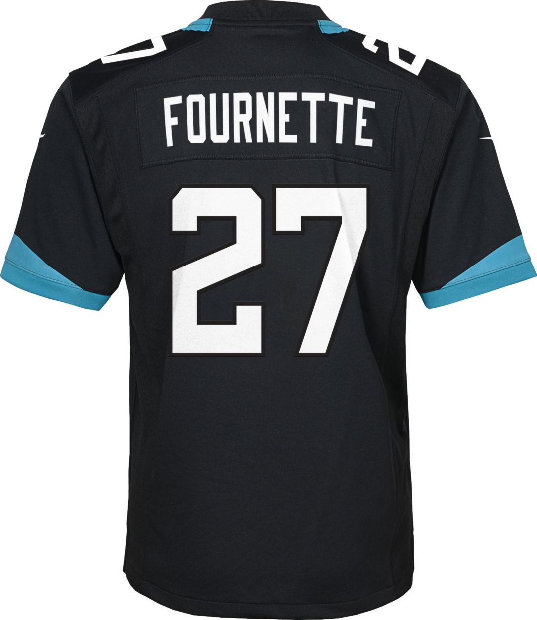 eba3a92a Nike Youth Home Game Jersey Jacksonville Jaguars Leonard Fournette #27