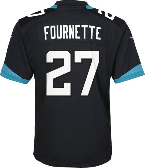 1117759b Nike Youth Home Game Jersey Jacksonville Jaguars Leonard Fournette ...
