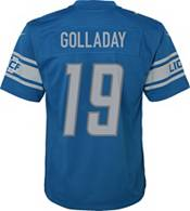 Nike Youth Detroit Lions Kenny Golladay #19 Blue Game Jersey product image