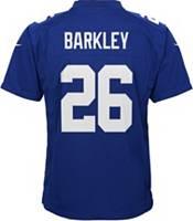 Saquon Barkley #26 Nike Youth New York Giants Home Game Jersey product image
