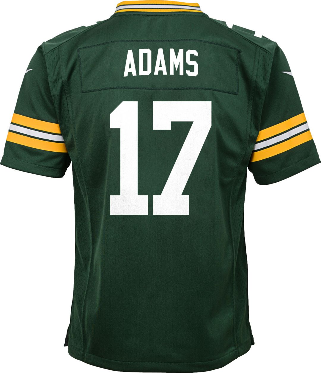 best loved 8f020 ce3bf Nike Youth Home Game Jersey Green Bay Packers Davante Adams #17