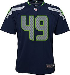 detailed pictures ea556 6fee0 Shaquem Griffin #49 Nike Youth Seattle Seahawks Home Game Jersey