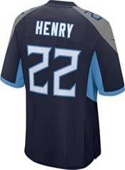Nike Youth Home Game Jersey Tennessee Titans Derrick Henry #22 product image
