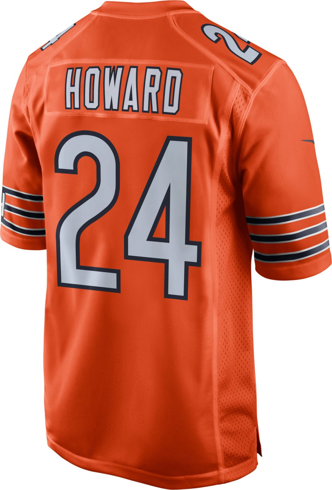 c47d68362fa Nike Youth Alternate Game Jersey Chicago Bears Jordan Howard #24 ...