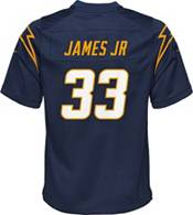 NFL Team Apparel Youth Replica Los Angeles Chargers Derwin James Jr. #33 Jersey product image