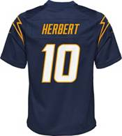 Nike Youth Los Angeles Chargers Justin Herbert #10 Navy Alternate Game Jersey product image