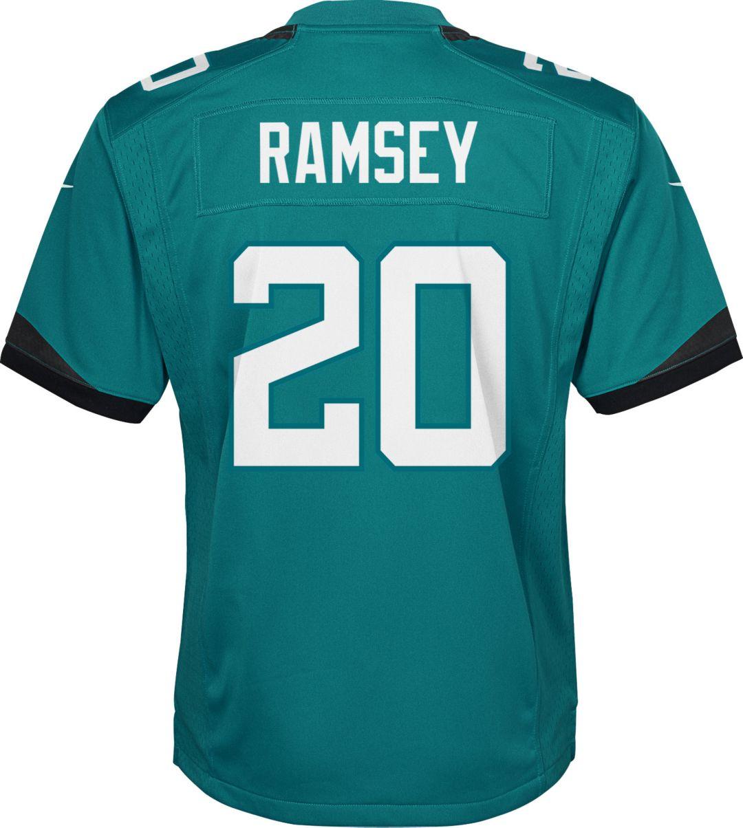 quality design 91547 02dfa Nike Youth Alternate Game Jersey Jacksonville Jaguars Jalen Ramsey #20