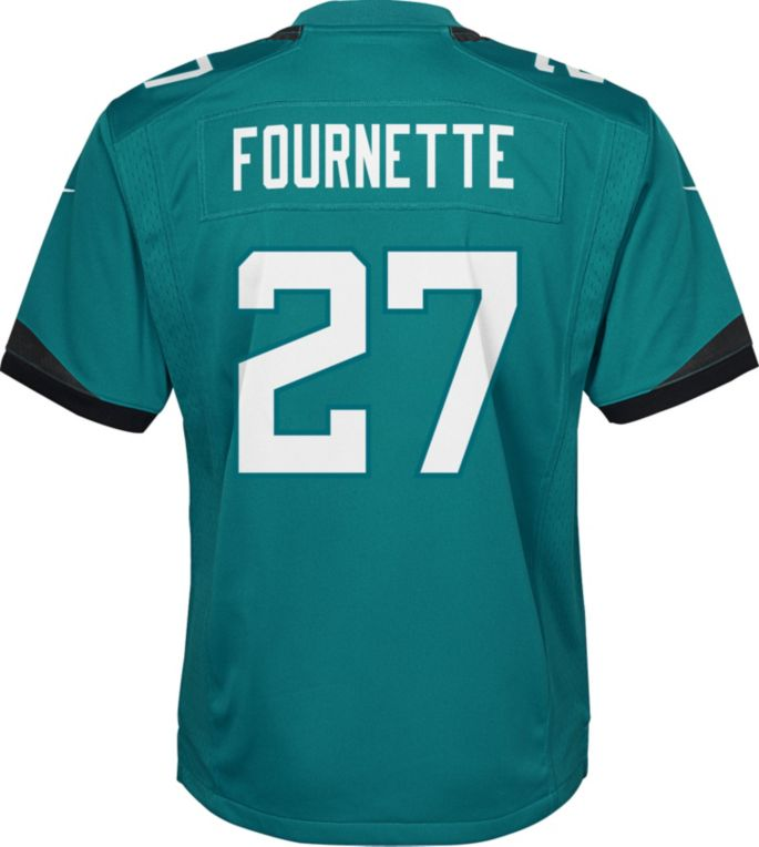b5ff88c8 Nike Youth Alternate Game Jersey Jacksonville Jaguars Leonard Fournette #27