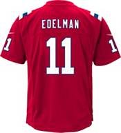 NFL Team Apparel Youth Replica New England Patriots Julian Edelman #11 Jersey product image