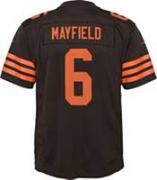Nike Youth Color Rush Game Jersey Cleveland Browns Baker Mayfield #6 product image