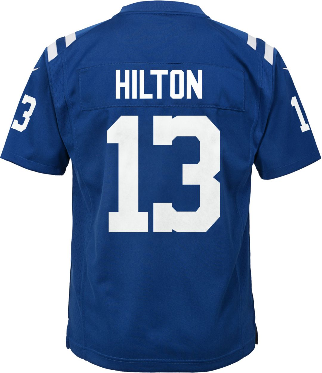 new concept 3bd15 7b386 Nike Youth Color Rush Game Jersey Indianapolis Colts T.Y. Hilton #13