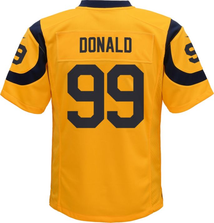 official photos a0208 9f3c3 Nike Youth Color Rush Game Jersey Los Angeles Rams Aaron Donald #99