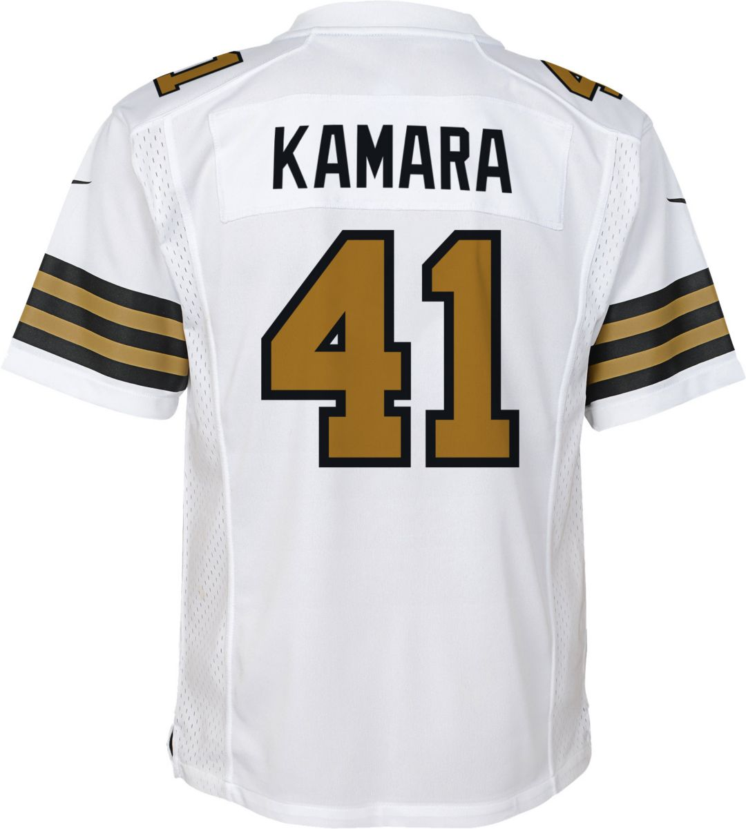 hot sale online 64410 bf2a4 Nike Youth Color Rush Game Jersey New Orleans Saints Alvin Kamara #41