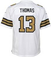 Nike Youth New Orleans Saints Michael Thomas #13 White Game Jersey product image