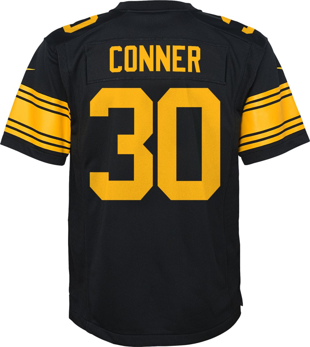timeless design 67095 8d474 Nike Youth Color Rush Game Jersey Pittsburgh Steelers James Conner #30