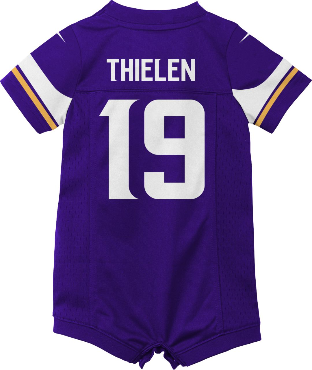 reputable site e1683 9cad0 Nike Infant Minnesota Vikings Adam Thielen #19 Romper Jersey