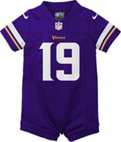 Nike Infant Minnesota Vikings Adam Thielen #19 Purple Romper Jersey product image