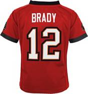 Nike Youth Tampa Bay Buccaneers Tom Brady #12 Red Game Jersey product image