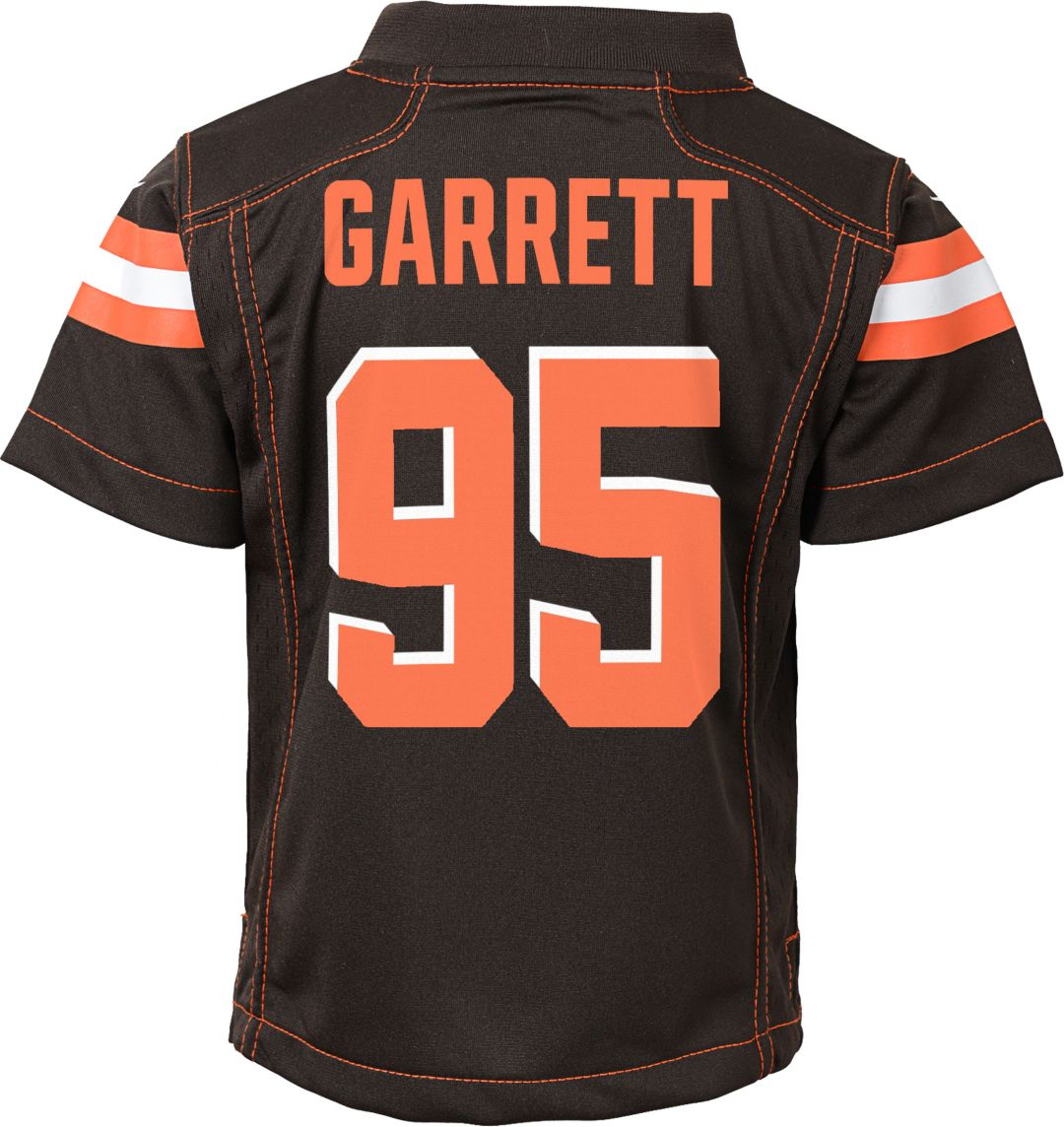 new style 3a134 6b7d3 Nike Toddler Home Game Jersey Cleveland Browns Myles Garrett #95