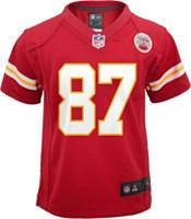 Nike Toddler Kansas City Chiefs Travis Kelce #87 Red Game Jersey product image
