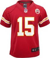 Nike Toddler Kansas City Chiefs Patrick Mahomes #15 Red Game Jersey product image