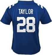Nike Toddler Indianapolis Colts Jonathan Taylor #28 Blue Game Jersey product image