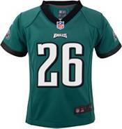 Nike Toddler Philadelphia Eagles Miles Sanders #26 Green Game Jersey product image