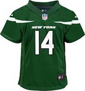 Nike Toddler New York Jets Sam Darnold #14 Green Game Jersey product image