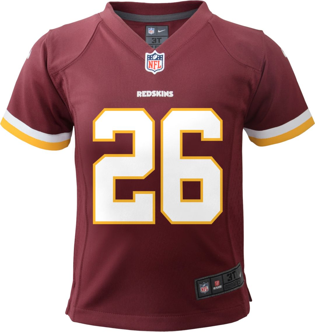online retailer 7e93c aad56 Nike Toddler Home Game Jersey Washington Redskins Adrian Peterson #26