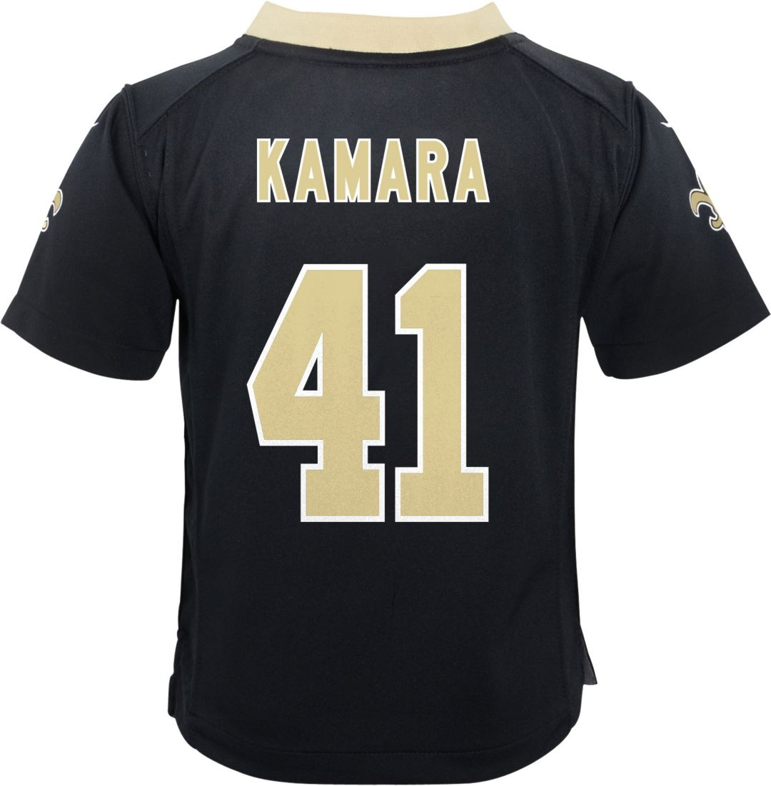 outlet store 5ab6b a0b99 Nike Toddler Home Game Jersey New Orleans Saints Alvin Kamara #41