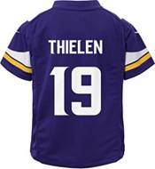 Nike Toddler Minnesota Vikings Adam Thielen #19 Purple Game Jersey product image