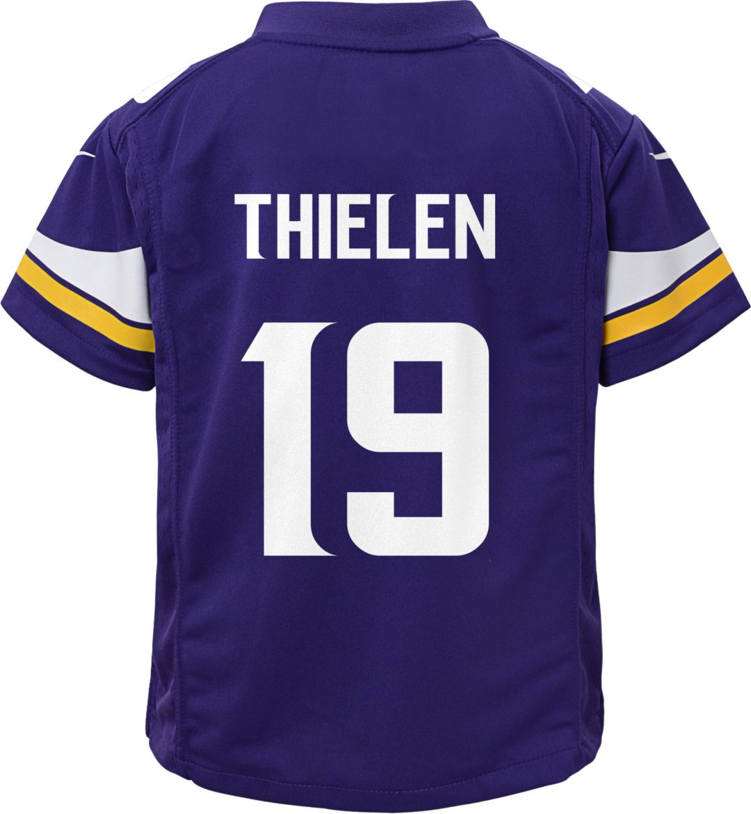 new styles 1618f 16a69 Nike Toddler Home Game Jersey Minnesota Vikings Adam Thielen #19