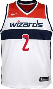 Nike Youth Washington Wizards John Wall #2 White Dri-FIT Swingman Jersey product image