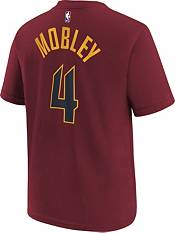 Nike Youth Cleveland Cavaliers Evan Mobley #4 Maroon T-Shirt product image