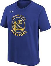 Nike Youth Golden State Warriors Jonathan Kuminga #0 Blue T-Shirt product image
