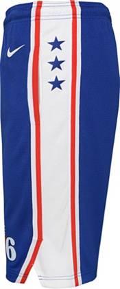 Nike Youth Philadelphia 76ers Dri-FIT Icon Swingman Shorts product image