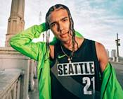 Nike Youth Seattle Storm Sue Bird Replica Rebel Jersey product image