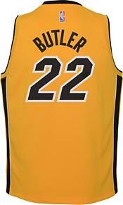 Nike Youth Miami Heat 2021 Earned Edition Jimmy Butler  Dri-FIT Swingman Jersey product image