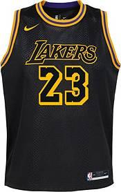 Nike Youth Los Angeles Lakers LeBron James Mamba Jersey product image