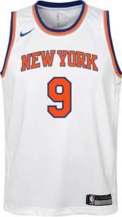 Nike Youth New York Knicks RJ Barrett #9 Dri-FIT Swingman White Jersey product image