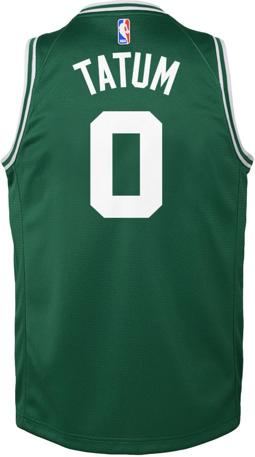 fdbe5876ef2 Nike Youth Boston Celtics Jayson Tatum  0 Kelly Green Dri-FIT Swingman  Jersey. noImageFound. Previous. 1. 2. 3