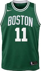 finest selection c9139 ecb7c Nike Youth Boston Celtics Kyrie Irving #11 Kelly Green Dri-FIT Swingman  Jersey