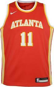 Nike Youth Atlanta Hawks Trae Young #11 Red Dri-FIT Swingman Jersey product image