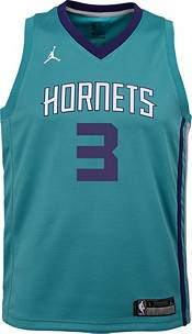 Jordan Youth Charlotte Hornets Terry Rozier #3 Swingman Jersey product image