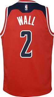 Nike Youth Washington Wizards John Wall #2 Red Dri-FIT Swingman Jersey product image