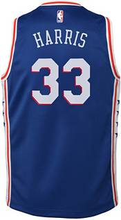 Nike Youth Philadelphia 76ers Tobias Harris #33 Royal Dri-FIT Swingman Jersey product image