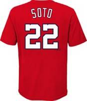 Nike Little Kids' Washington Nationals Jaun Soto #22 T-Shirt product image